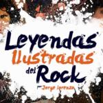 Leyendas del Rock ilustradas