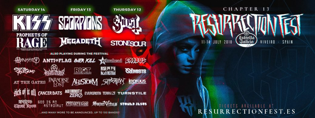Cartel Resurrection Fest