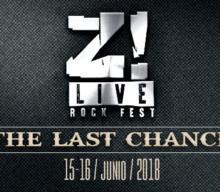Epica y Sonata Arctica como cabezas de cartel del Z! Live Rock Fest 2018