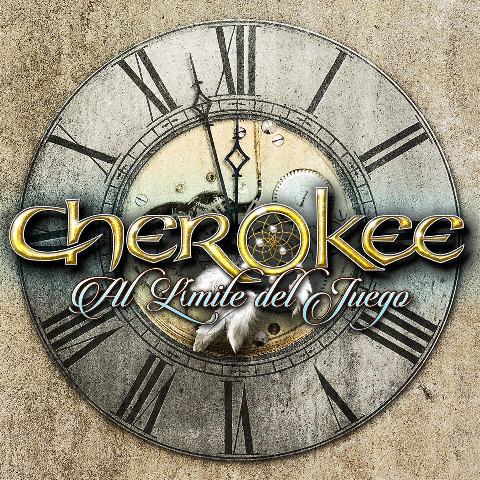 Portada single Cherokee Al límite del juego