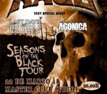 RAGE + Last Days of Eden + Agonica