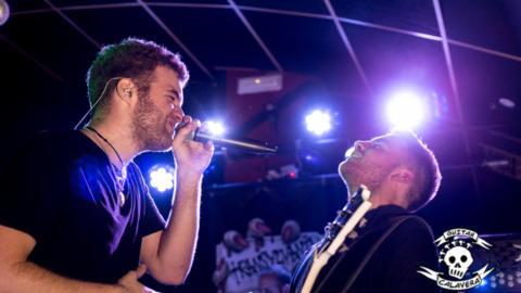 Crónica de Somas Cure,  Vörtex y Zona Zero en Vigo