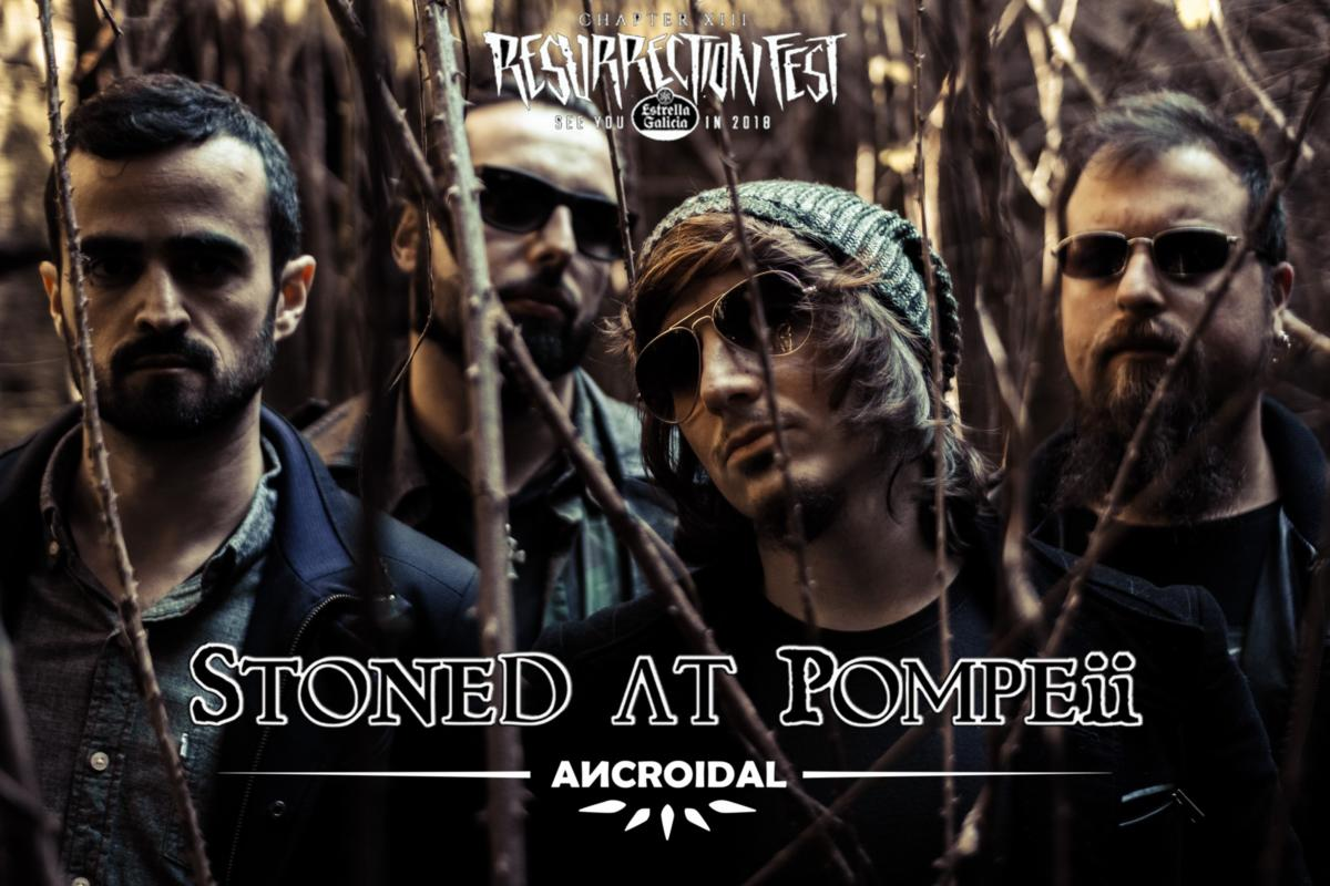 Entrevista Stoned at Pompeii