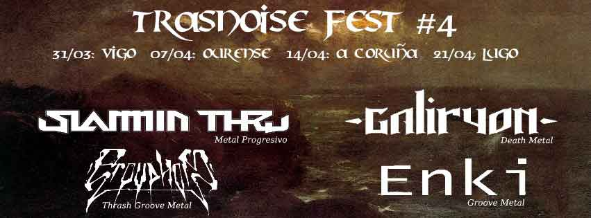 cartel Trasnoise Fest 2018