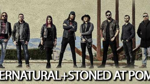 Supernatural y Stoned At Pompeii se unen en dos exclusivos conciertos