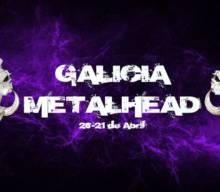 Tercera edición del Galicia Metalhead Festival