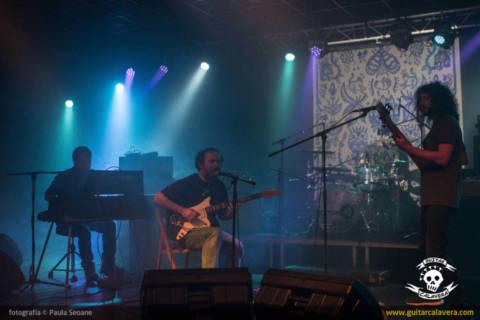Noche de ciclogénesis y distorsión en el Mareira Fest 2018