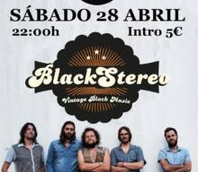 Concierto: BlackStereo