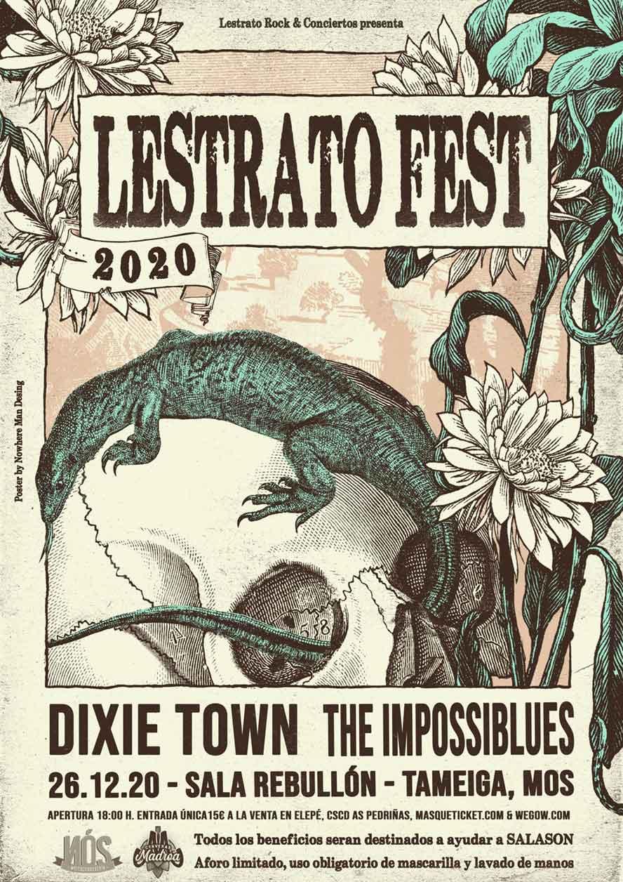 Cartel Lestrato Fest 2020