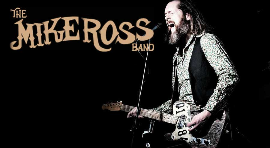 The Mike Ross Band inicia su gira española