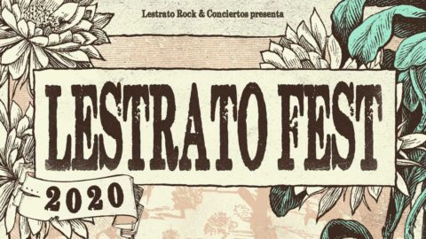 Cartel definitivo del Lestrato Fest 2020: Dixie Town + The ImpossiBlues