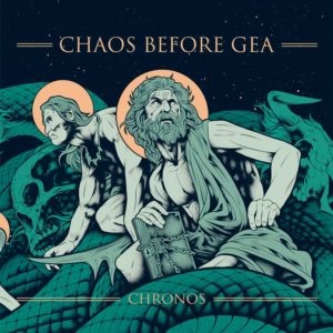 portada Chronos de Chaos Before Gea