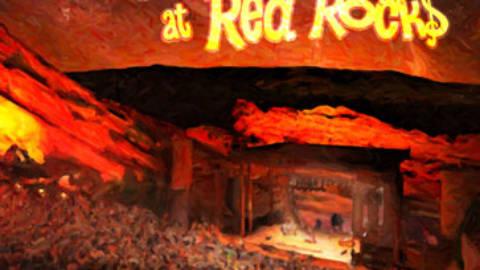 """Cuando la perfección se plasma en un concierto y marco único… Joe Bonamassa con su Bluray """"Muddy Wolf At Red Rocks"""""""