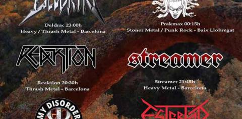 Cartel Kanya!! Metal 2018