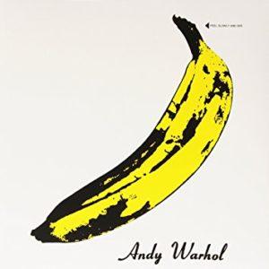 Portada velvet underground Warhol