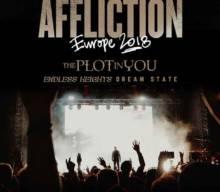 The Amity Affliction en una nueva gira Route Resurrection