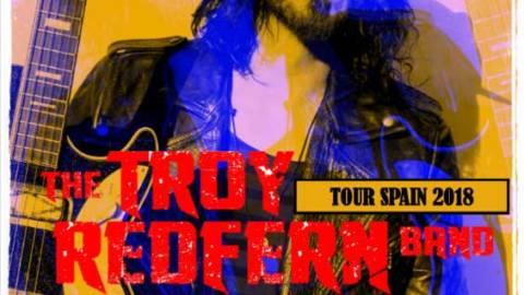 Conciertos de Troy Redfern