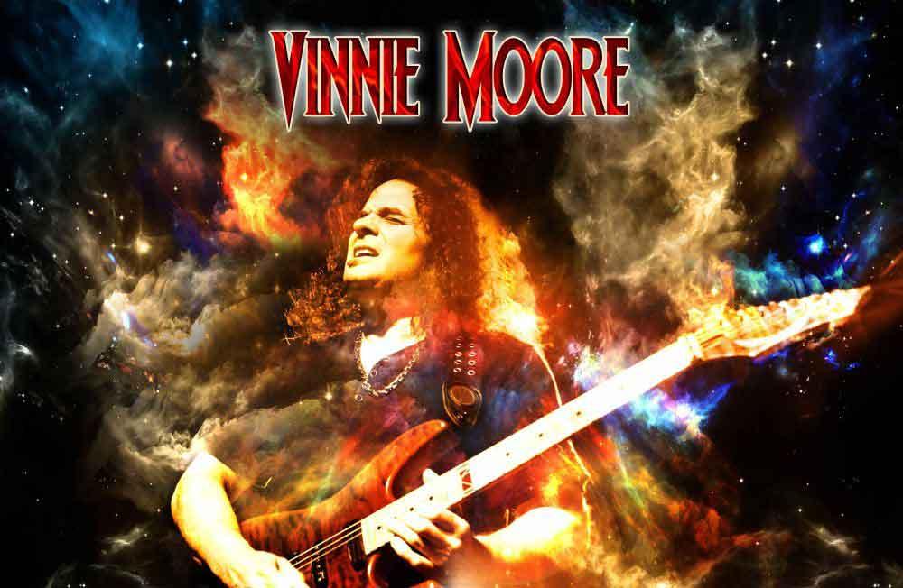 Información gira Vinnie Moore España 2018
