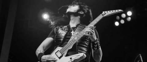 Gus G comenta los puntos negativos de tocar con Ozzy Osbourne