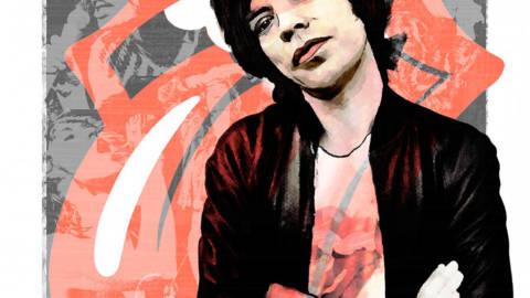 Leyendas Ilustradas del Rock: Mick Jagger, su satánica majestad.