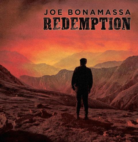 Redemption, nuevo disco de Joe Bonamassa