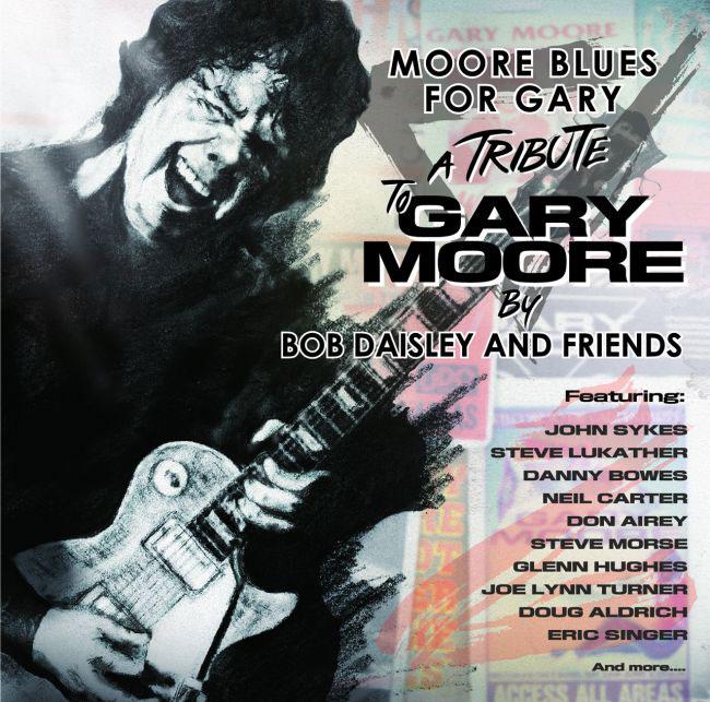 Portada Moore Blues for Gary