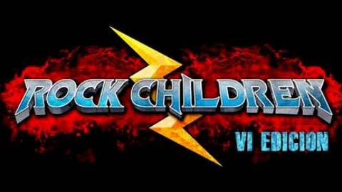 Cartel definitivo Festival Rock Children 2018