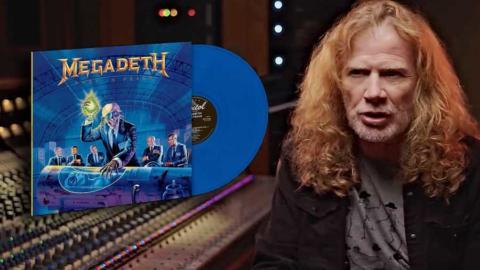 El arma secreta de Megadeth: Marty Friedman