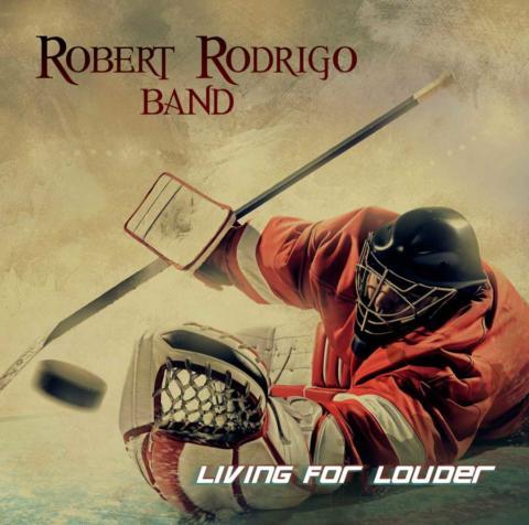 Nuevo disco de Robert Rodrigo, portada y fecha de lanzamiento «Living for Louder»