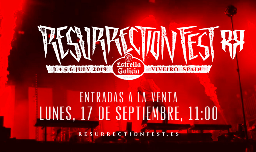 Fechas Resurrection Fest 2010