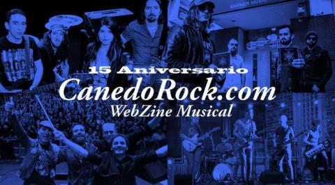 Canedo Rock celebra sus 15 años de existencia con una fiesta concierto en el Café Cultural Auriense