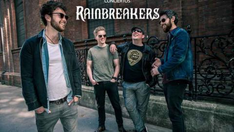 Conciertos de Rainbreakers, blues rock y soul made in UK