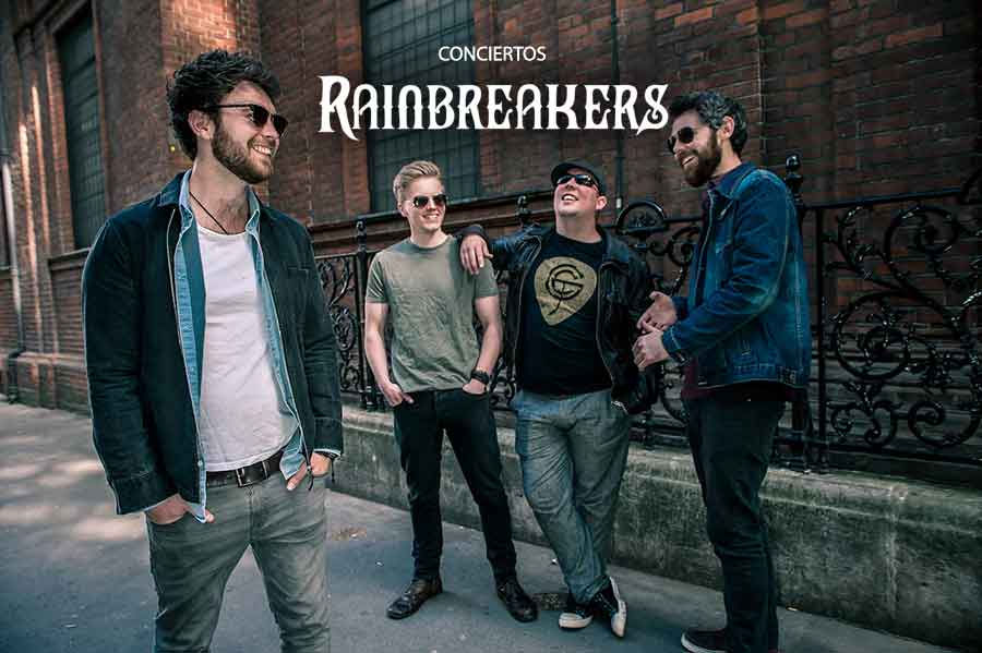Rainbreakers spain tour