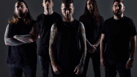 Conciertos de Bury Tomorrow en un nueva gira Route Resurrection