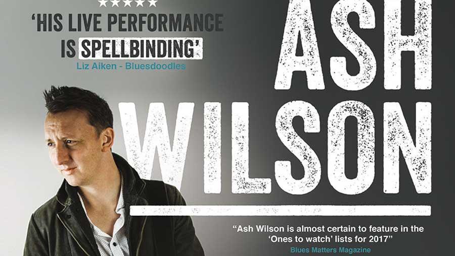 Conciertos de Ash Wilson España 2018