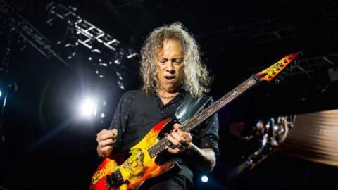 El día que Kirk Hammett se enamoró del wah-wah escuchando una canción