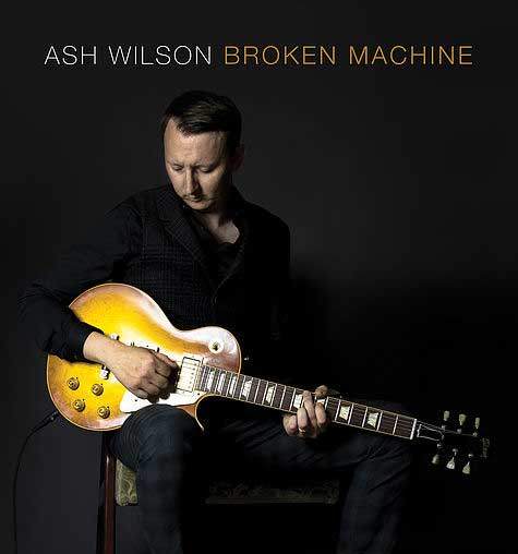 portada de Broken Machine