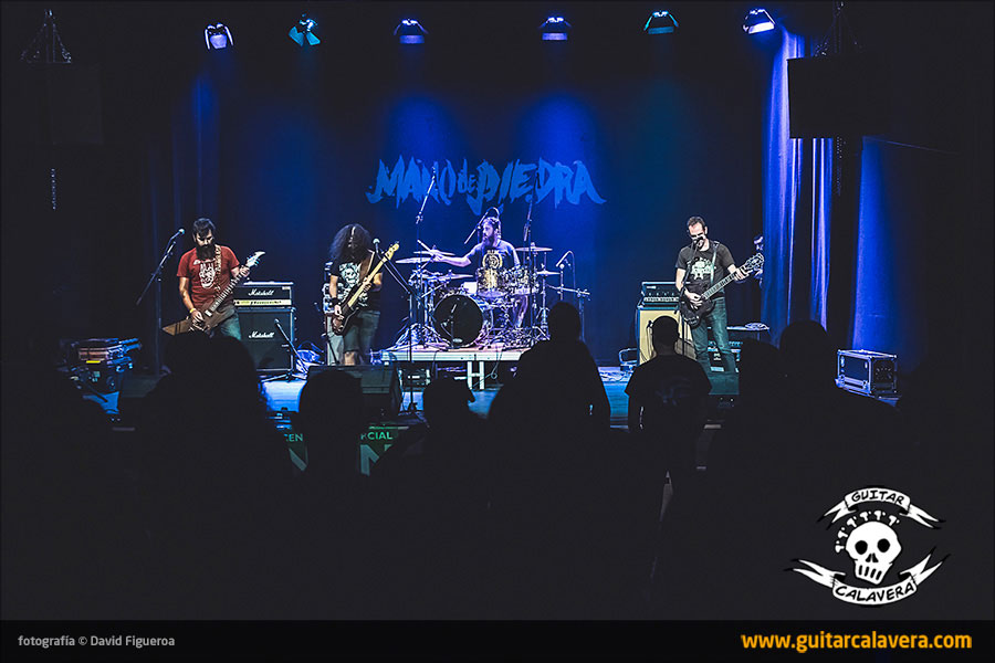 Mano de Piedra Napalm Fest 2018