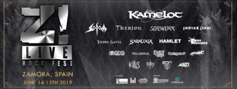 Nuevas confirmaciones para el Z! Live Rock Fest