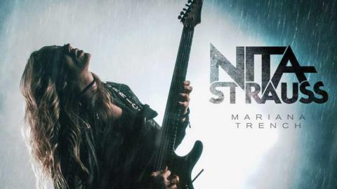 Controlled Chaos, primer trabajo en solitario de Nita Strauss, presenta Videoclip de Mariana Trench