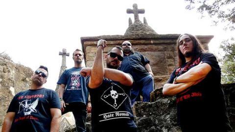 Disponible The Final Hour, el disco en directo de Barbarian Swords