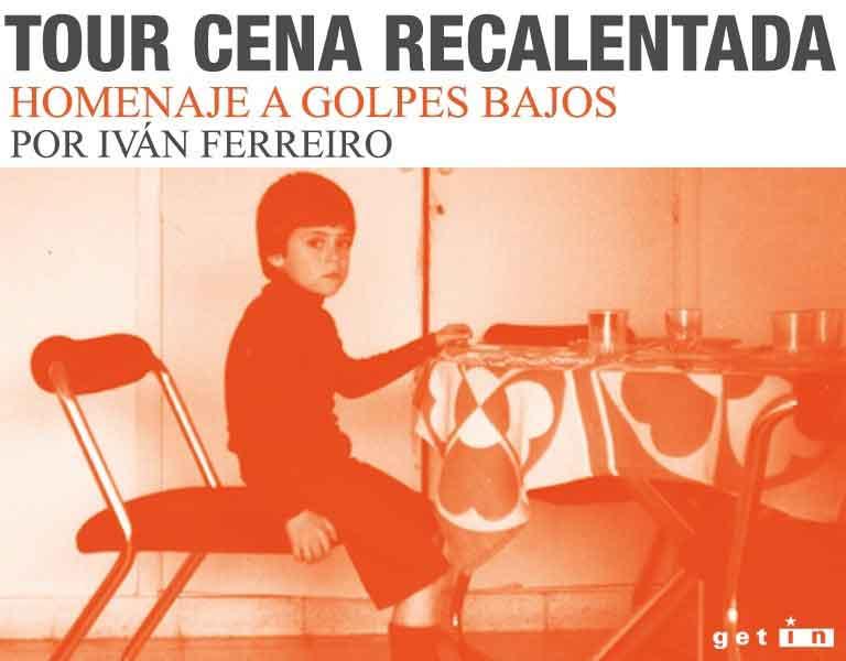 Concierto Iván Ferreiro homenaje Golpes Bajos
