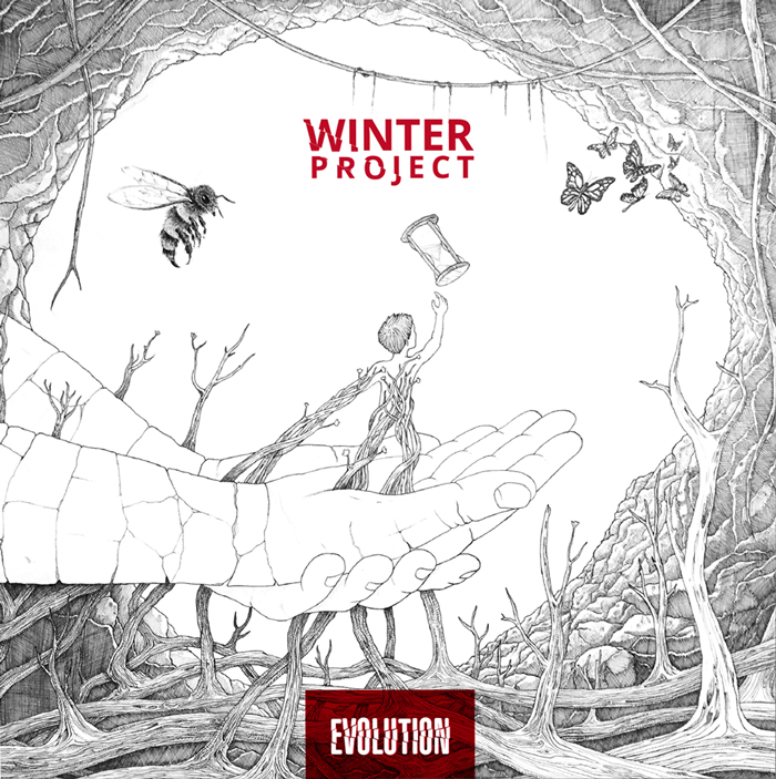 Portada disco Evoluntion Winter Project