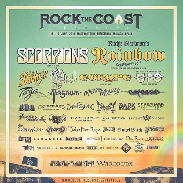 cartel Rock The Coast Festival 2019