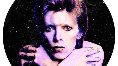 Leyendas Ilustradas del Rock: David Bowie, el hombre de las mil caras