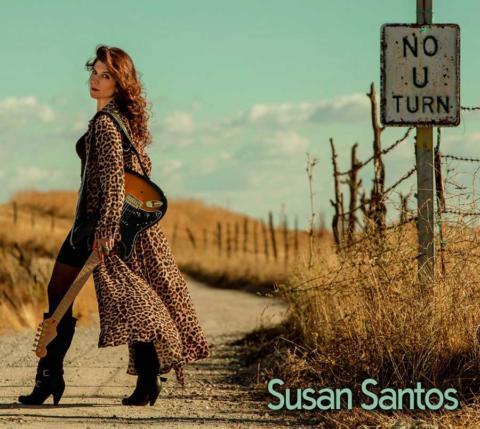 Susan Santos anuncia las primeras fechas de presentación de «No U Turn» en España