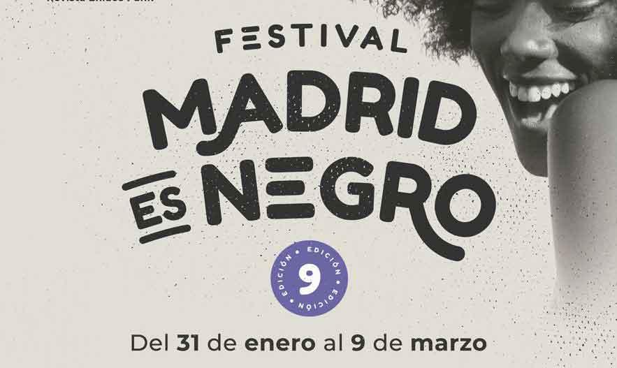 Festival Madrid es Negro 2019