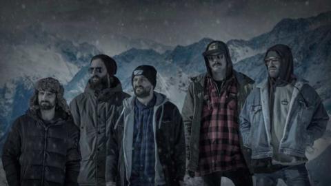 """DESAKATO continúan en 2019 presentando su EP """"Antártida"""" y arranca con un sold out en el Espacio Vías de León."""