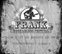 Savoy Brown cabeza de cartel del Frank Rock&Blues Festival