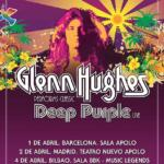 cartel Glenn Hughes Performs Classic Deep Purple Live